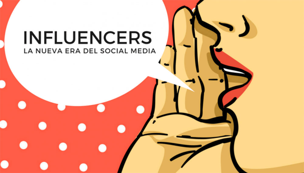 marketing con influencers en redes sociales