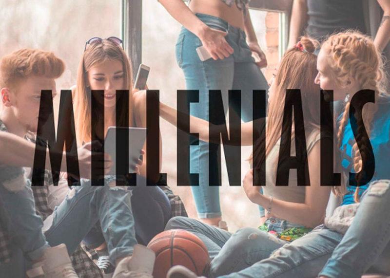 quienes son los consumidores millenials