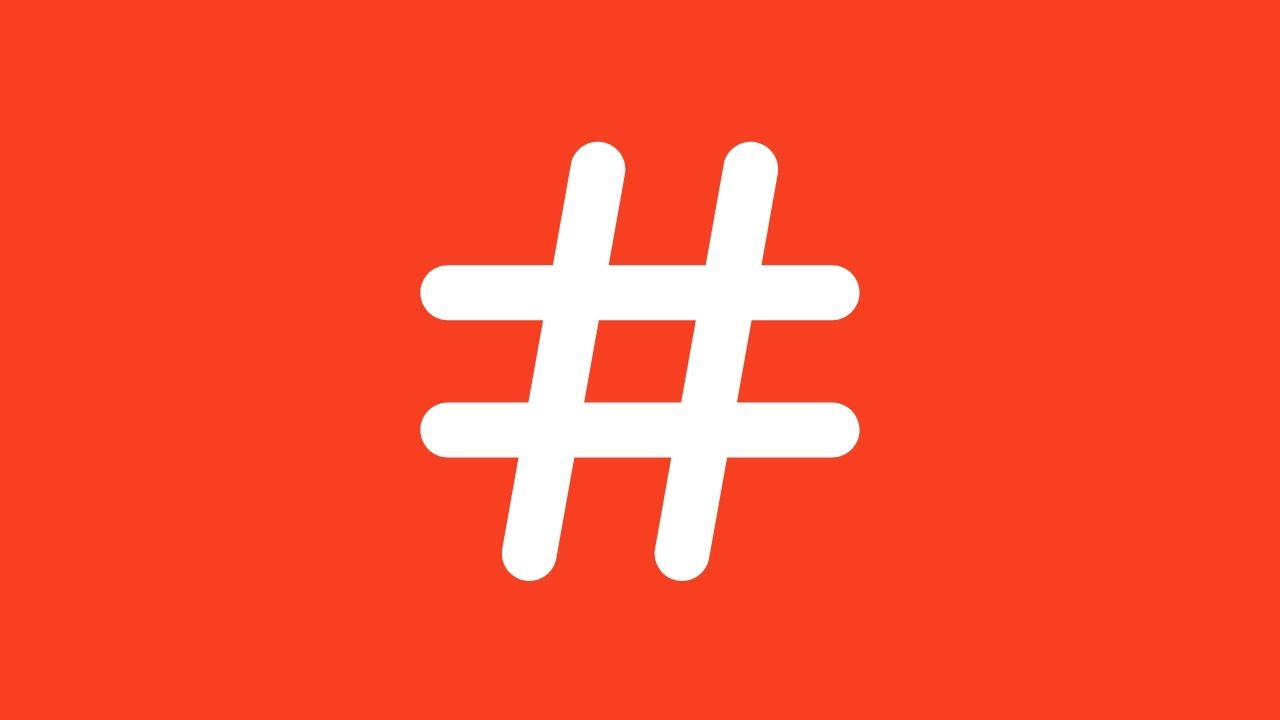 the power of the hashtag